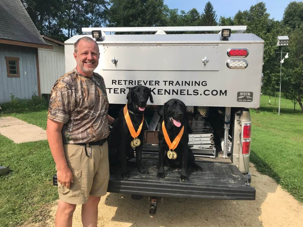 Meet the trainers at Otter Tail Kennels